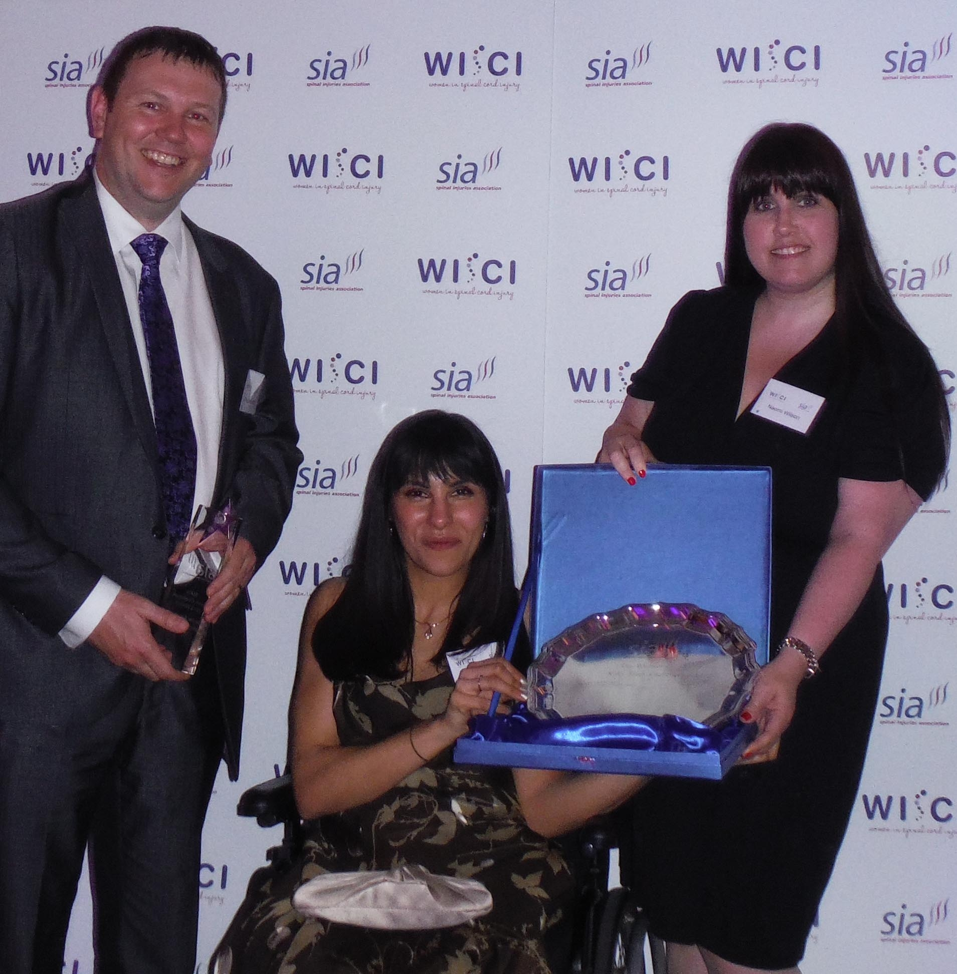 Women in Spinal Cord Injury Awards