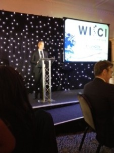 """Gary Lineker hosted the Spinal Injuries Association """"Women in Spinal Cord Injury"""" awards ceremony"""