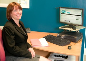 Claire Hutchinson, Head of Clinical Negligence
