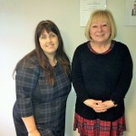 Naomi and Frances will both be enjoying Burns Night suppers this weekend.